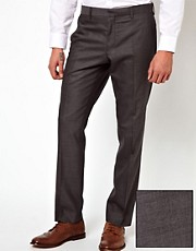 River Island Paulo Suit Trousers