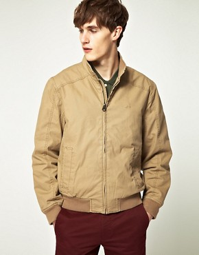 Image 1 ofDockers Baracuta Bomber Jacket