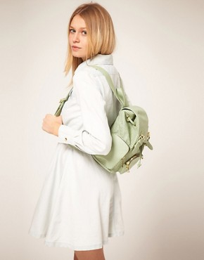 Image 3 ofASOS Punchout Backpack