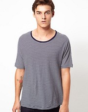 Samsoe Samsoe Stripe T-Shirt
