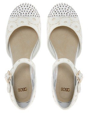 Image 4 ofASOS LEAH Ballet Flats