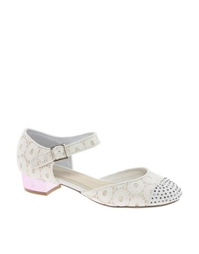 Image 1 ofASOS LEAH Ballet Flats