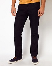 Levis Jeans 504 Regular Straight Inked