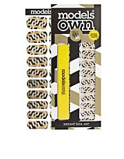 Models Own WAH Nail Transfers - Metallic Cuboid
