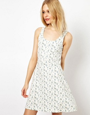 Image 1 ofVero Moda Floral Dress
