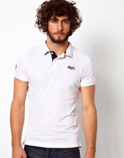 Superdry Pique Polo