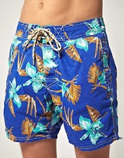 Superdry Natsumi Board Shorts