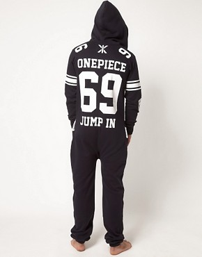 Image 2 ofOnePiece College Onesie
