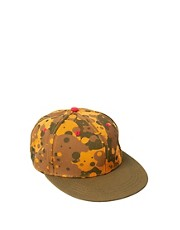French Connection Camo Cap
