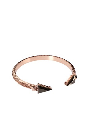 Image 1 ofASOS Spike Torque Bracelet