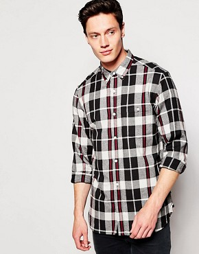 French Connection Check Flannel Shirt