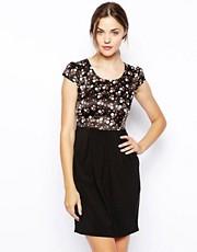 Kupi Traffic People haljinu online i raspordaja online, kupi Traffic People Chestnuts Roasting Half Love Dress