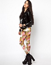 Voodoo Girl Flumps Leggings