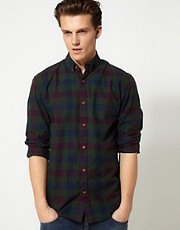Selected Check Shirt