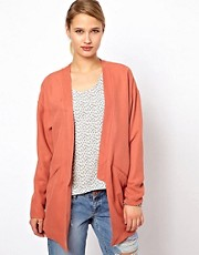 Selected Venice New Blazer in Oversized Fit