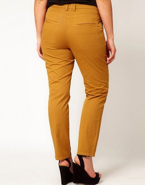 Image 2 ofASOS CURVE Exclusive Chino
