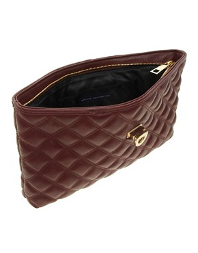 Image 2 ofFrench Connection Oxford Quilted Clutch Bag