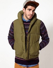 Penfield Clermont Shawl Collar Gilet