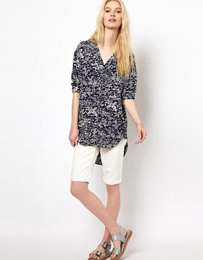 Image 4 ofYMC Willow Oversized Shirt