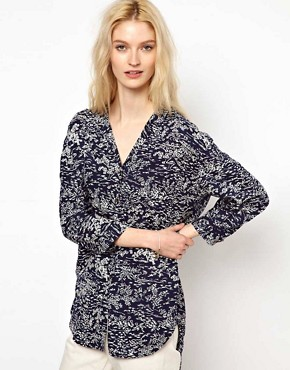 Image 1 ofYMC Willow Oversized Shirt