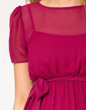 Image 3 of ASOS Maternity Exclusive Midi Dress