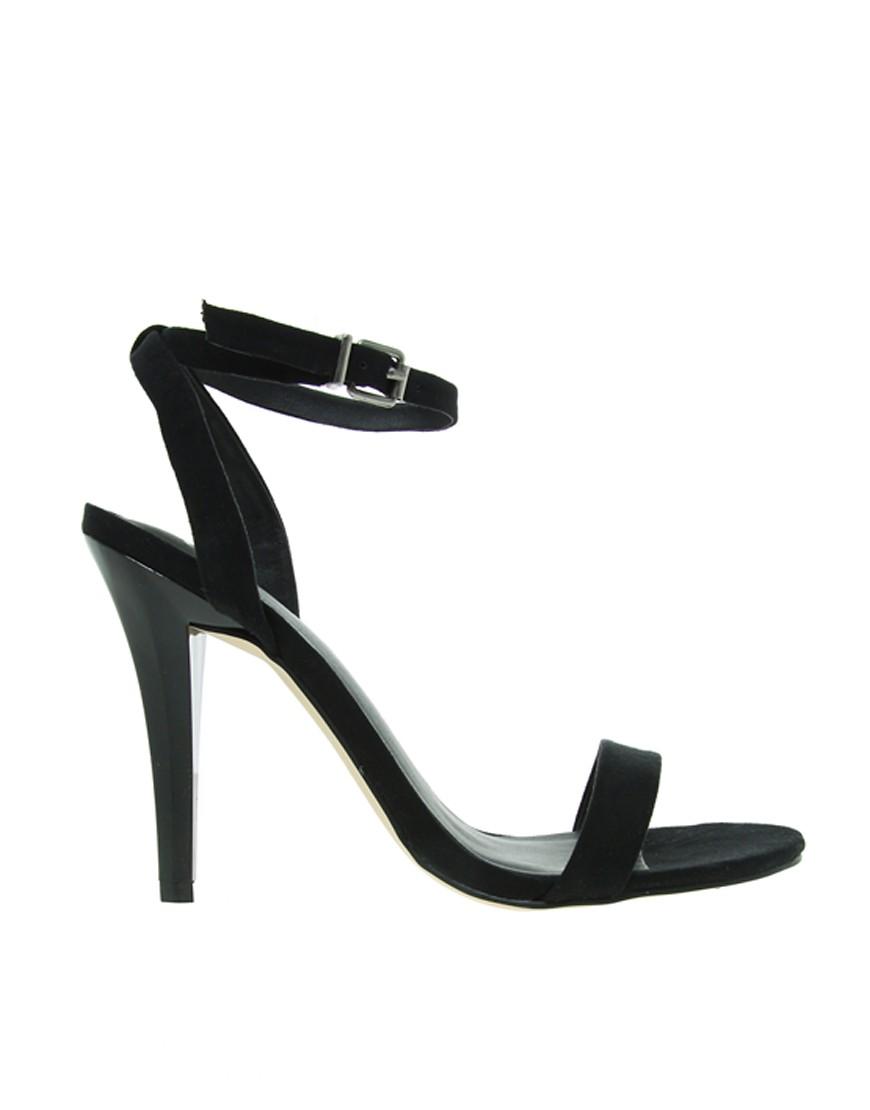 Image 4 ofASOS HENLEY Heeled Sandals