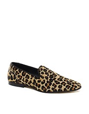 ASOS &ndash; Slippers mit Leopardenmuster
