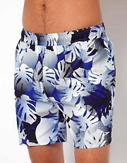 Speedo Reefspa Print Alo 16&quot; Swim Short