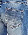 Image 3 ofASOS Brady Slim Boyfriend Jeans With Shadow Detail