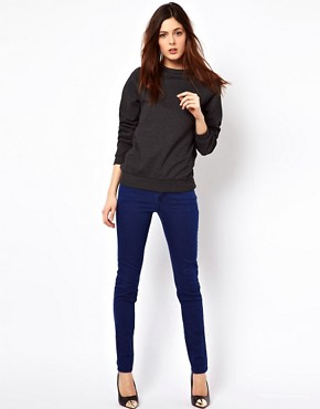 Image 1 ofPieces Skinny Denim Jegging