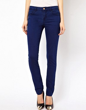 Image 4 ofPieces Skinny Denim Jegging