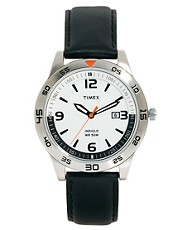 Timex Sport Leather Strap T2N695
