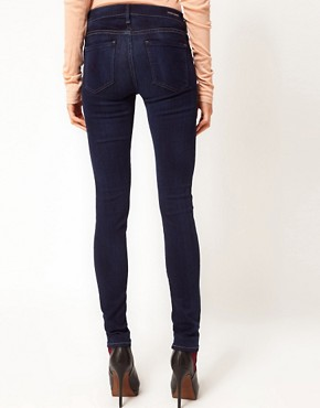 Image 2 ofCitizens of Humanity Avedon Skinny Leg Jeans in Royal