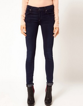 Image 4 ofCitizens of Humanity Avedon Skinny Leg Jeans in Royal