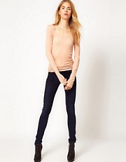 Citizens of Humanity Avedon Skinny Leg Jeans in Royal