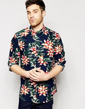 French Connection Hawaiian Shirt
