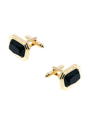 Image 1 ofASOS Vintage Look Cufflinks