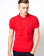 Lyle &amp; Scott Vintage Polo with Eagle Logo
