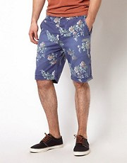 Pepe Jeans  Darnley  Geblmte Shorts