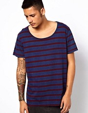 Elvine T-Shirt Acid Stripe