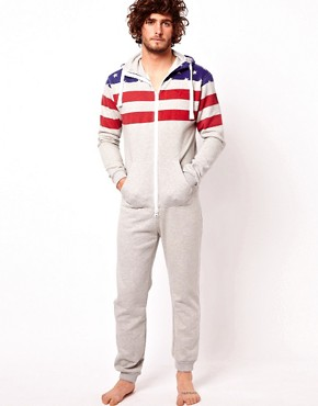 Image 4 ofDirty Roller Flag Onesie