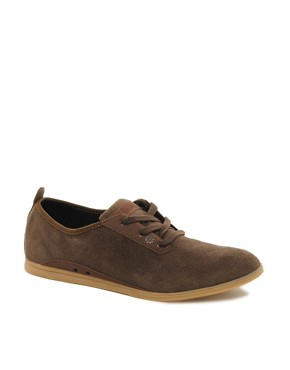 Image 1 ofBagua Krutno Suede Plimsolls