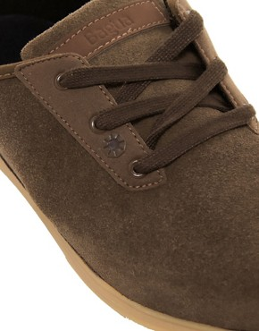 Image 2 ofBagua Krutno Suede Plimsolls