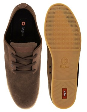Image 3 ofBagua Krutno Suede Plimsolls