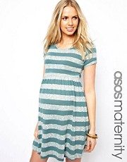 ASOS Maternity Stripe Smock Dress