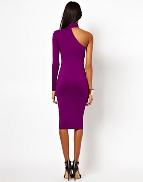 Image 2 ofASOS Polo Dress With One Sleeve