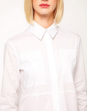 Image 3 - ASOS - Chemise  empicements texturs