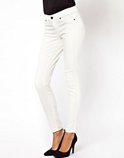 Rich And Skinny Solid Denim Skinny Jeans