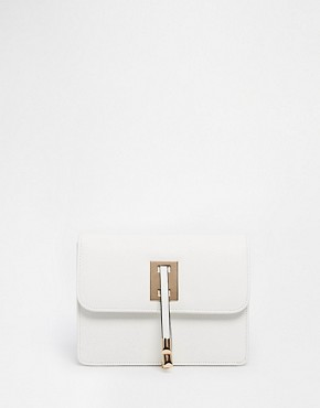 ASOS Clutch Bag with Tassel