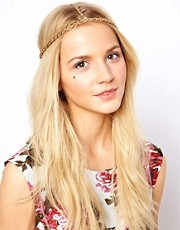 ASOS Rope Crown Headband